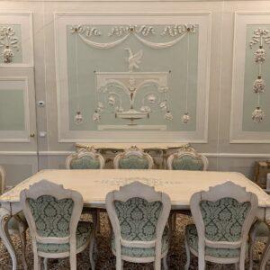 tavolo chippendale